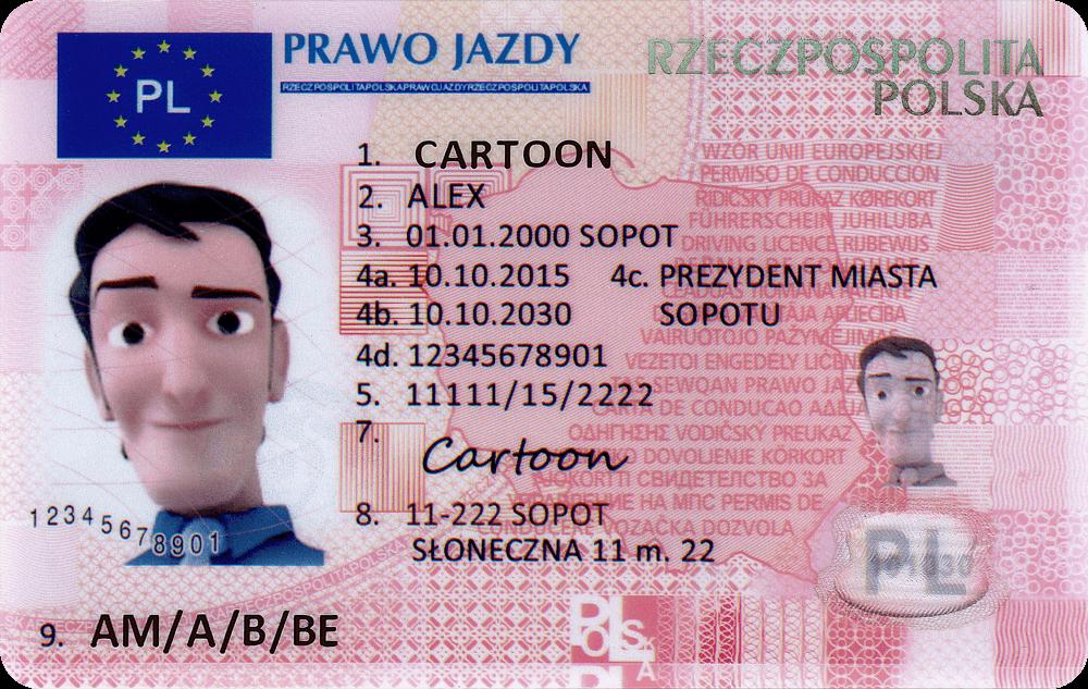 Prawo Jazdy 2013