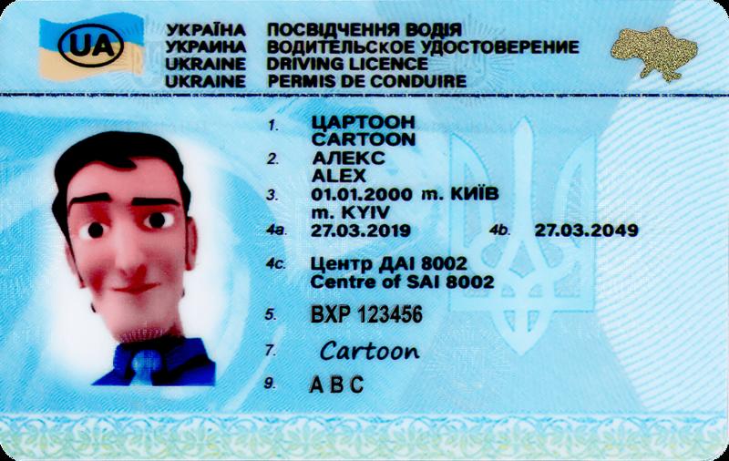 Prawo Jazdy Ukraińskie