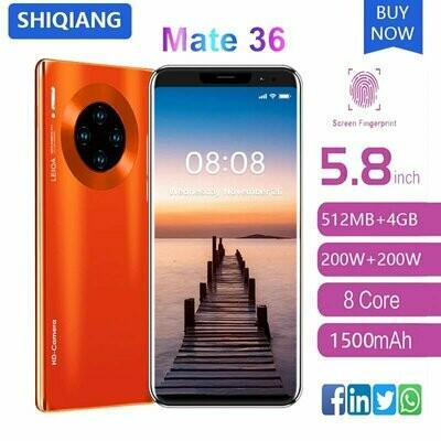Смартфон SOYES Mate36 pro