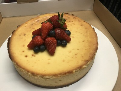 GAB'S | AUTHENTIC TRADITIONAL BAKED RICOTTA CHEESECAKE ~ GF