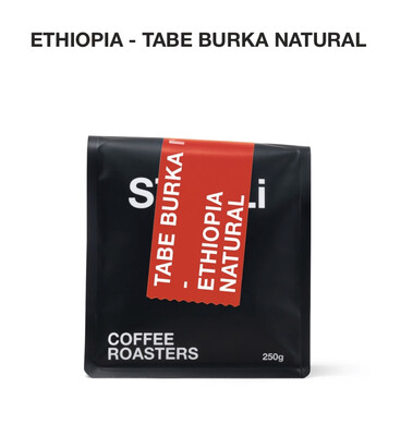 "St. Ali ""Tabe Burka"" Ethiopia ~ Coffee Beans Single Origin"