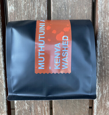 "St. Ali "" Muthutuini Ab "" Kenya ~ Coffee Beans Single Origin"