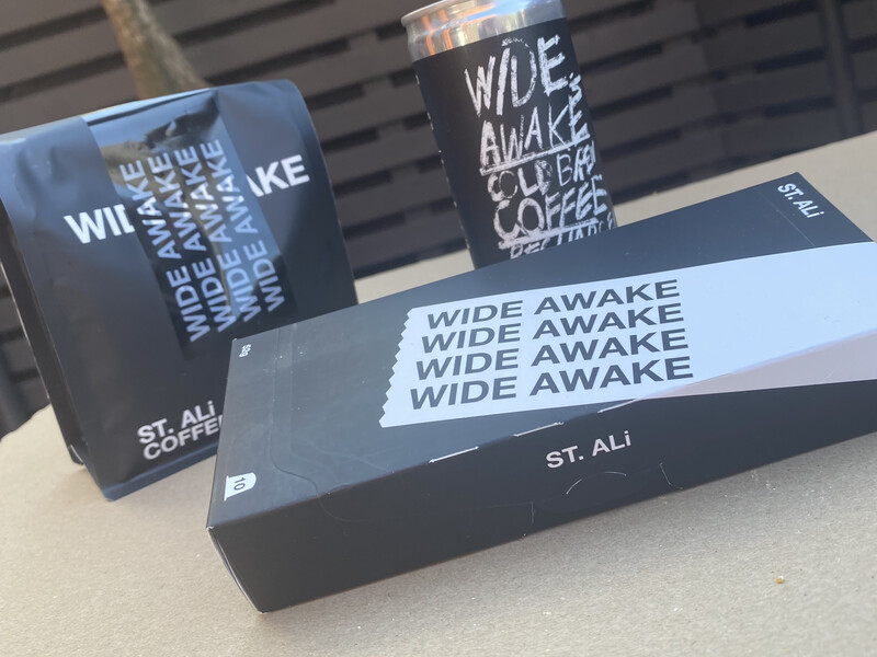 St. Ali ~ Wide Awake Family : Triple Pack Strong Coffee Brew