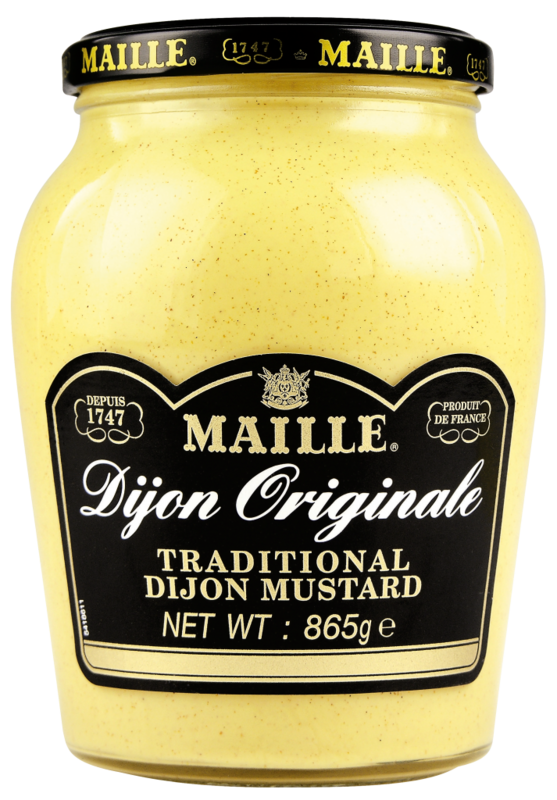 Dijon Maille Traditional Mustard - Originale French 865gms