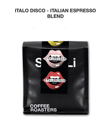 "St. Ali ""Italo Disco"" Coffee Beans ~ Limited Edition Series 250gm"