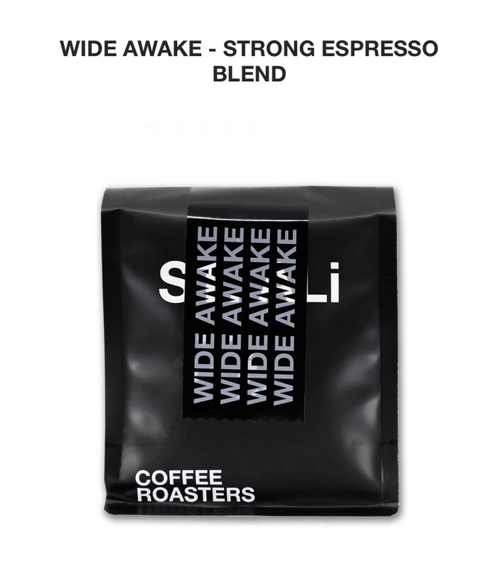 "St. Ali "" Wide Awake "" Coffee Beans"
