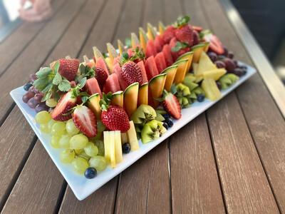 Gourmet Seasonal Fruit Platter | Large 4.5kg