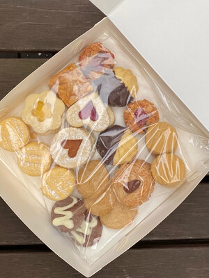 Sweet treats Biscuits 24:Pack