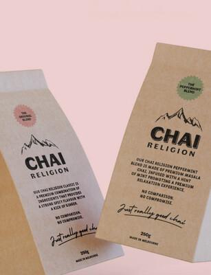 Chai Religion Wet Sticky Chai - Peppermint