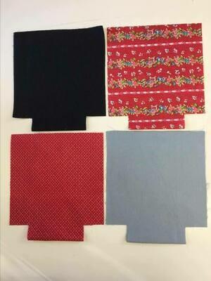 Fabric Tub Kit 4