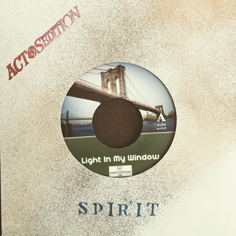 The Spirit AoS 009