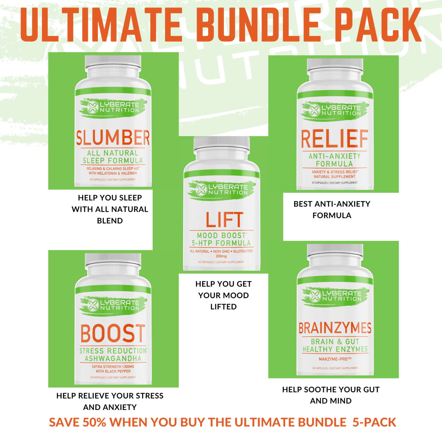 ULTIMATE Bundle-5 Pack