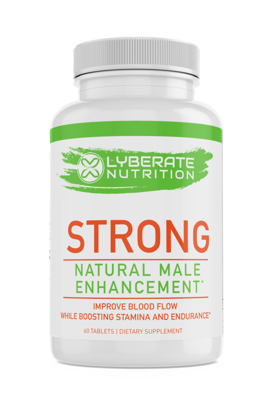 STRONG-Natural Male Enhancement
