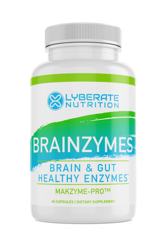 Brainzymes-Brain and Gut Enzymes