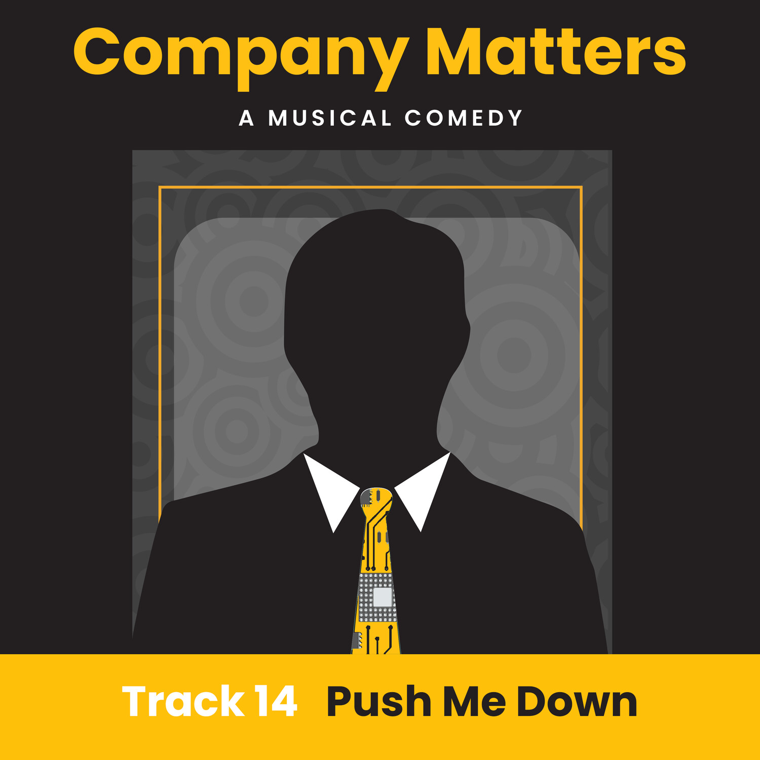 14 - Push Me Down_Vocal Track