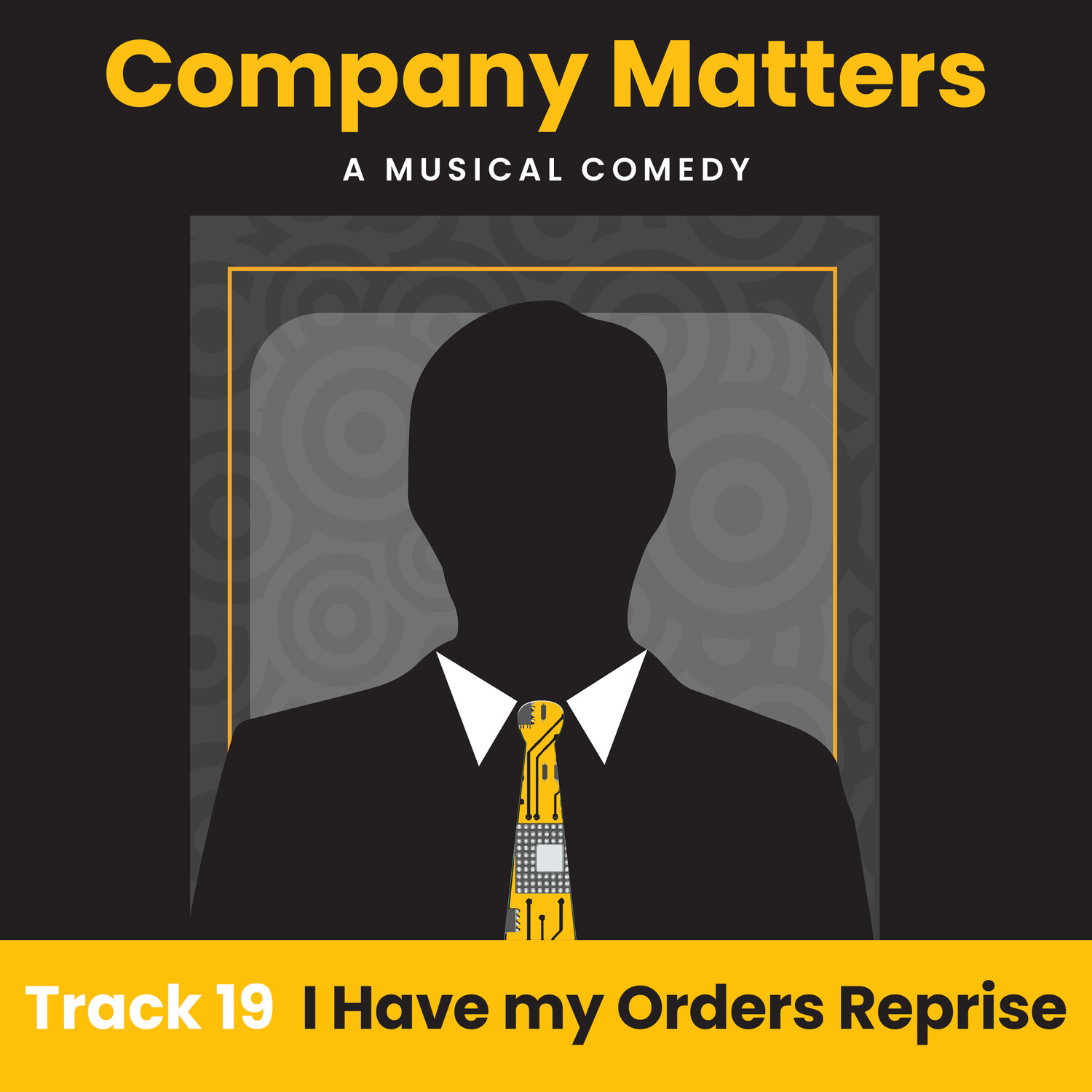 19 - I Have my Orders Reprise_Vocal Track