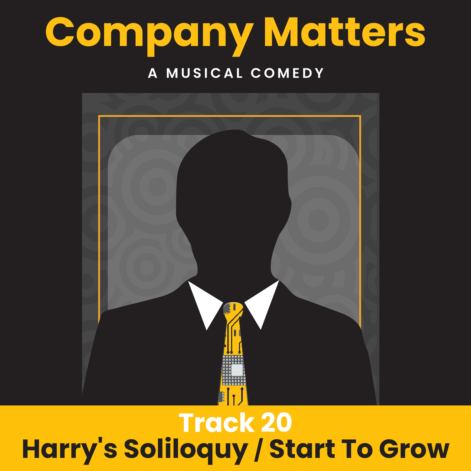 20 - Harry's Soliloquy / Start To Grow_Vocal Track
