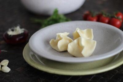 Fagotine de Abobrinha, Tomate Seco e Provolone