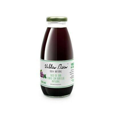 Suco de Uva com Hortelã | VILLA PIVA