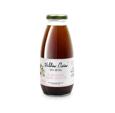 Chá Verde com Hibisco, Cavalinha e Dente de Leão | Villa Piva