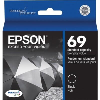 Epson 69 T069120 Ultra Black