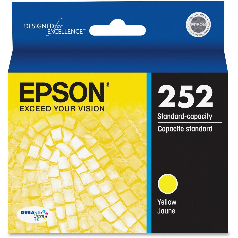 Epson T252420-S Yellow