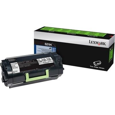 Lexmark Toner 52D1H00 Black