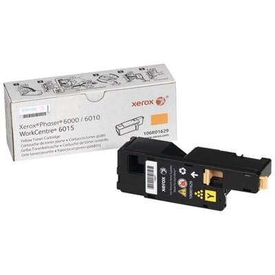 Toner Xerox 106R01629 Yellow