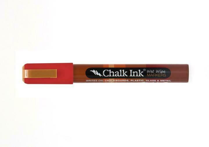 Marker Wet Wipe Chalk Clown Nose Red  6Mm