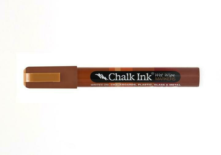 Marker Wet Wipe Chalk Teddy Bear 6Mm