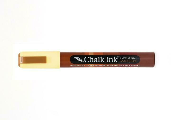 Marker Wet Wipe Chalk Stick O' Butter 6Mm