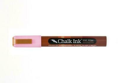 Marker Wet Wipe Chalk Piggy Bank Pink 6Mm
