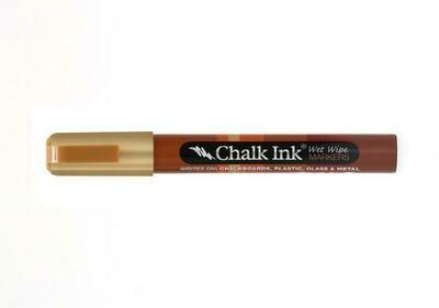 Marker Wet Wipe Chalk Metallic Doorknob 6Mm
