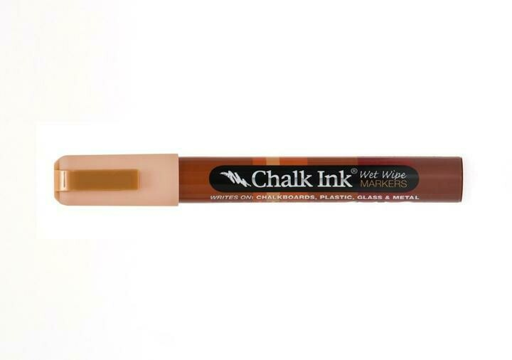Marker Wet Wipe Chalk Parker'S Dreamsicle 6Mm