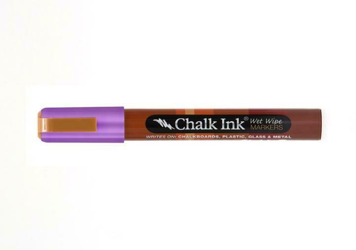 Marker Wet Wipe Chalk Metallic Frosted Eye Shadow 6Mm