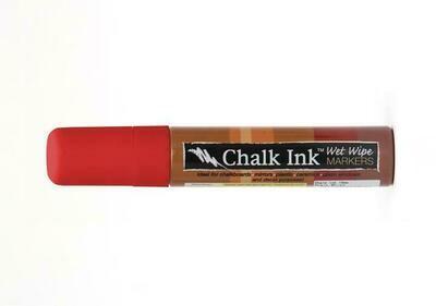 Marker Wet Wipe Chalk Clown Nose Red  15Mm