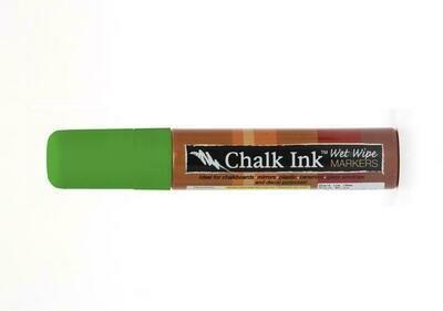 Marker Wet Wipe Chalk Astroturf Green 15Mm