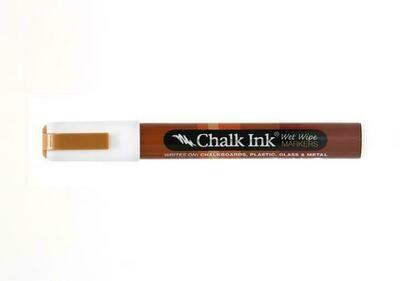 Marker Wet Wipe Chalk Chalk White 6Mm