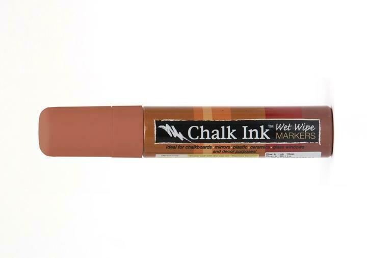 Marker Wet Wipe Chalk Spanish Tile 15Mm