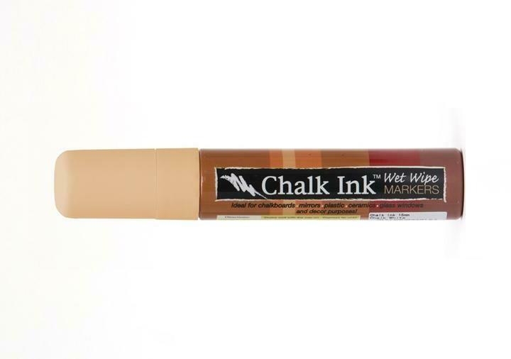 Marker Wet Wipe Chalk Parker'S Dreamsicle 15Mm