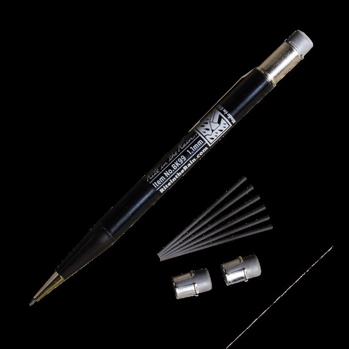Pencil BK99 Mechanical Black Barrel, 1.1 Mm HB - Rite In The Rain