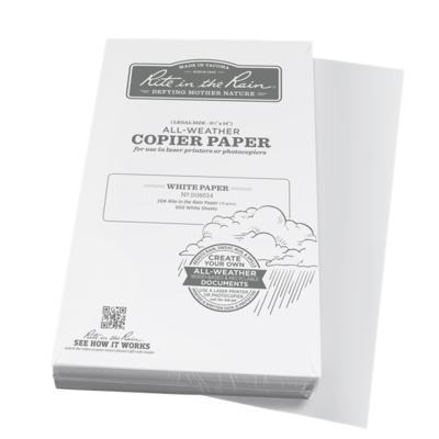 Paper 208514 Legal White, 500 Pack, 8 1/2