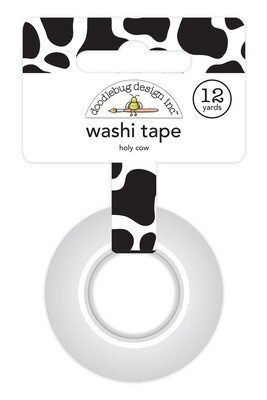Washi Tape - Holy Cow 15mm 30 Feet