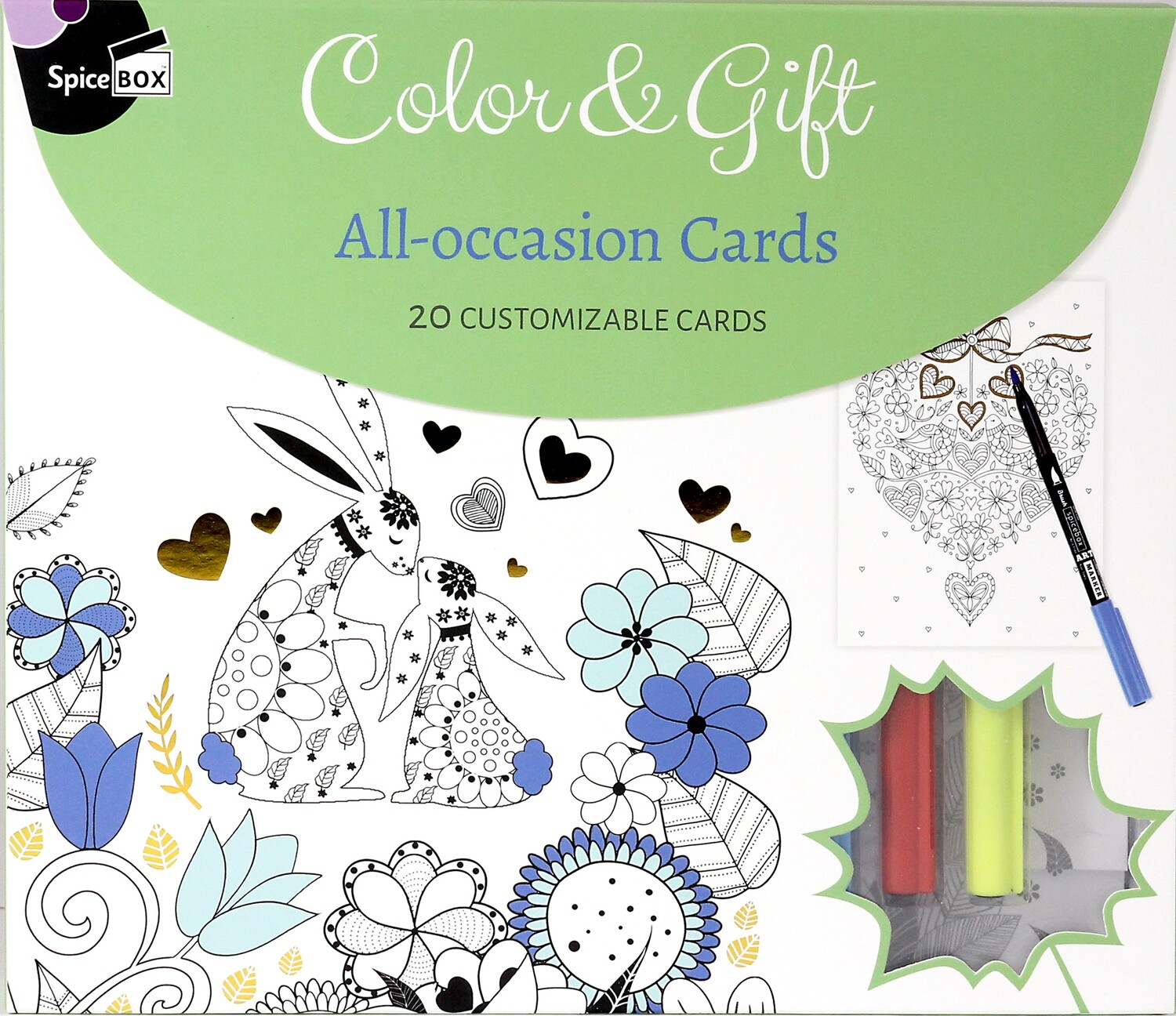 Cards 20 All Occasion 20 Customizable Cards
