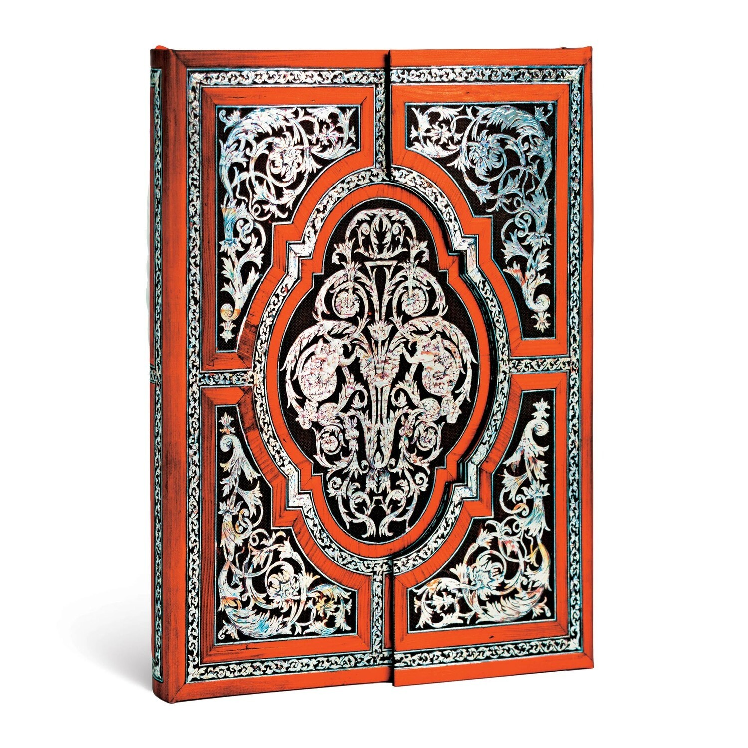 Journal, Lined, Midi Wrap Mother-Of-Pearl - Exotic Marque