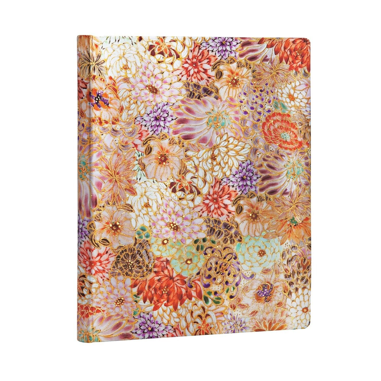 Journal, Dot-Grid, Ultra Hardcover Kikka - Michiko