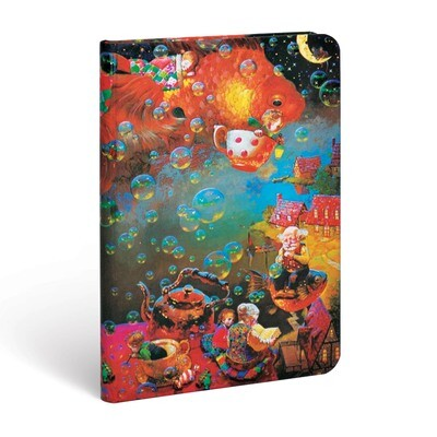 Journal, Unlined, Midi Hardcover Imagination - Wonder & Imagination