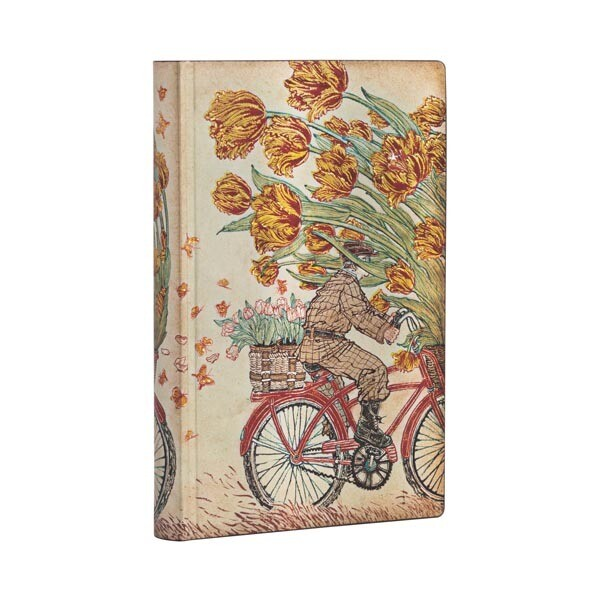 Journal, Lined, Mini Softcover Holland Spring - Living With Yuko