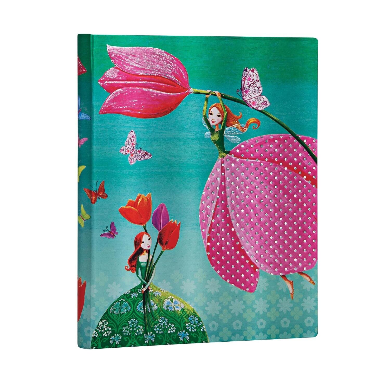 Journal, Dot-Grid, Ultra Hardcover Joyous Springtime - Mila Marquis