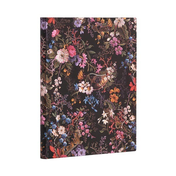 Journal, Lined, Ultra Flexis Floralia - William Kilburn
